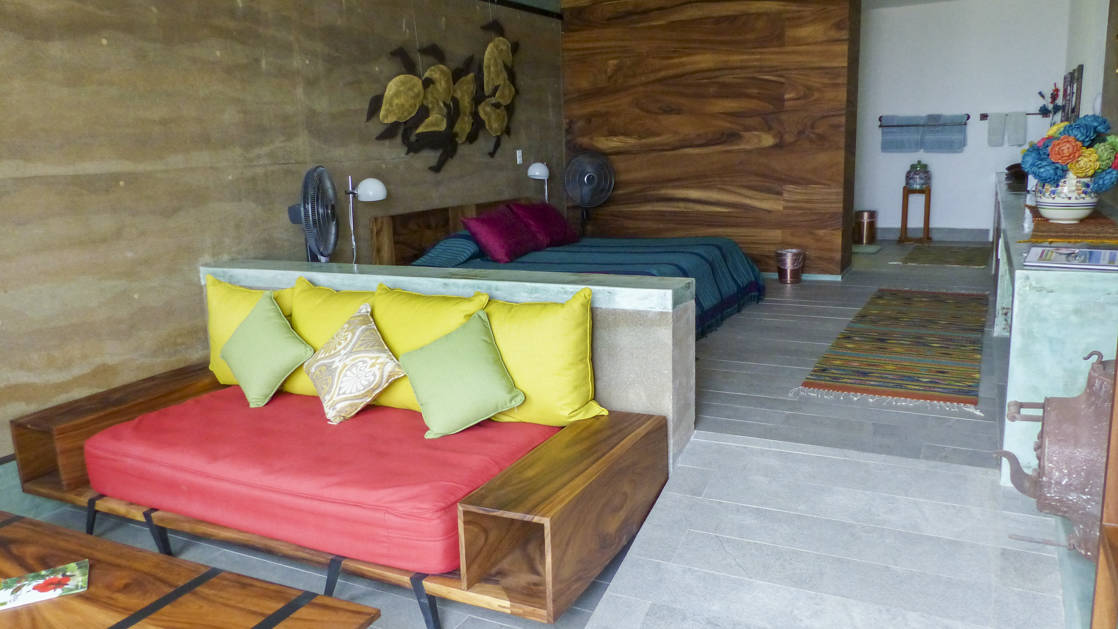 Babisuri Suite at Los Colibris