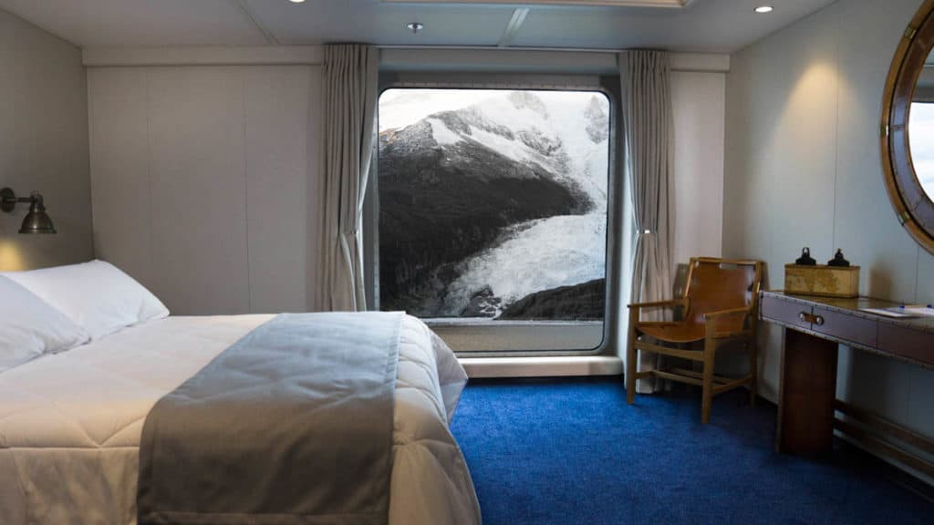 Category AAA Superior cabin aboard Ventus Australis