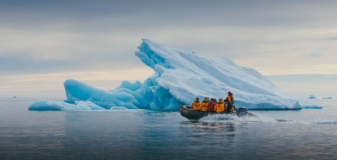 Photo by: David Meron/Quark Expeditions