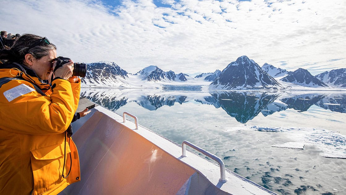 Photo by: Michelle Sole/Quark Expeditions