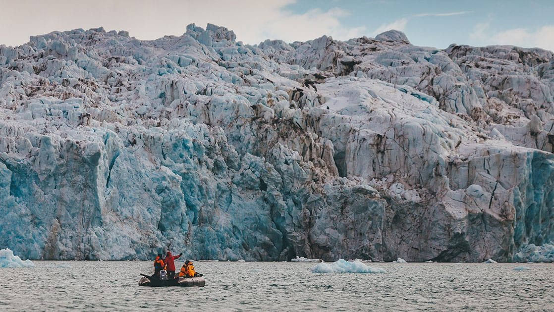 Photo by: David Merron/Quark Expeditions