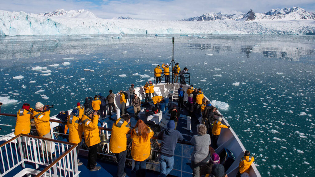 Photo by: Cindy Hopkins Miller/Quark Expeditions